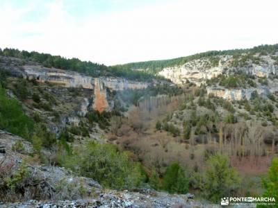 Cañones del Río Lobos y Valderrueda;actividades san sebastian sierra de la cabrera senderismo mont